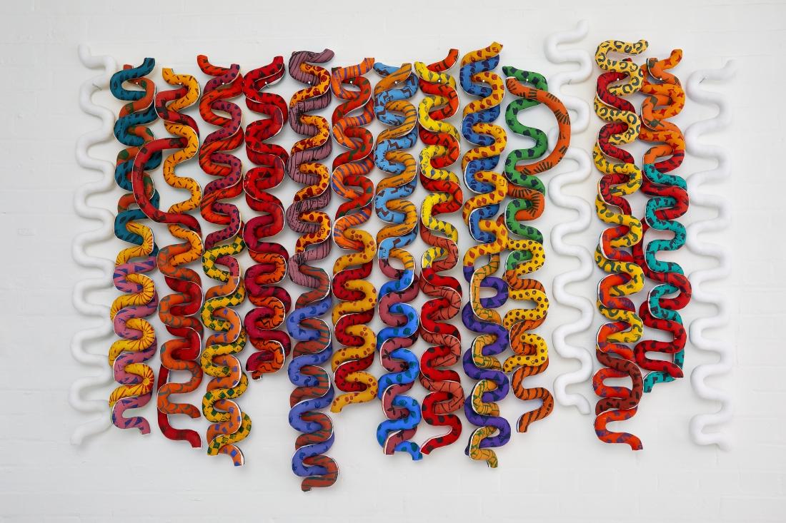 Weave. Photo © Ruth Ward