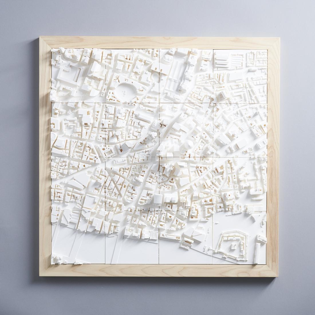 Chisel & Mouse 'London Cityscape'.