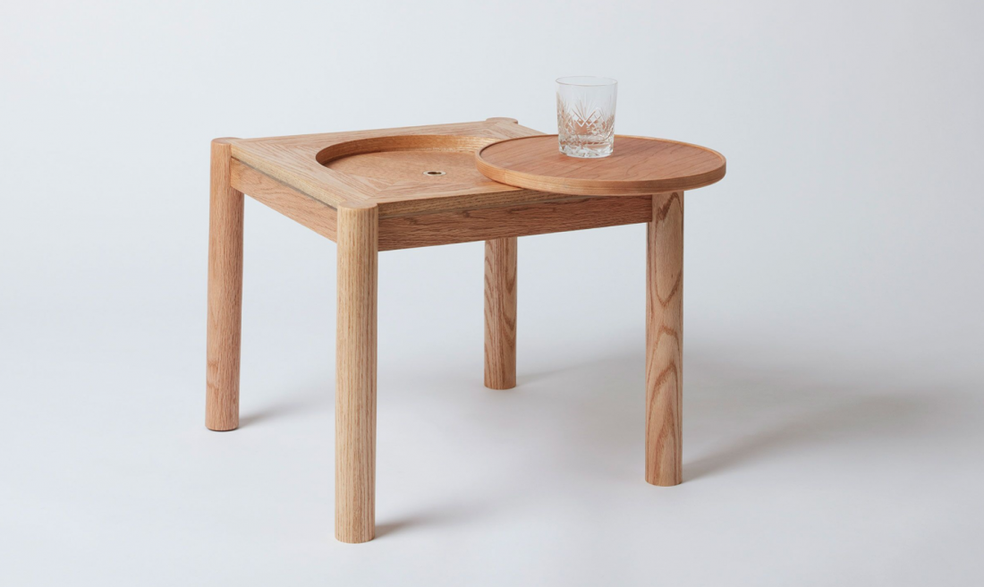 Companion Table by Paul Wones