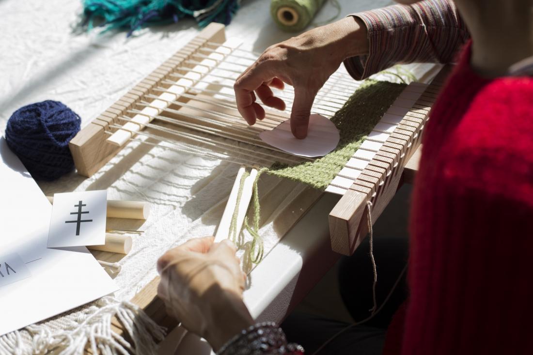 Christabel Balfour Workshops by Joanna Arlington