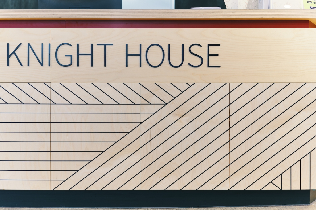 Welcome to Knight House