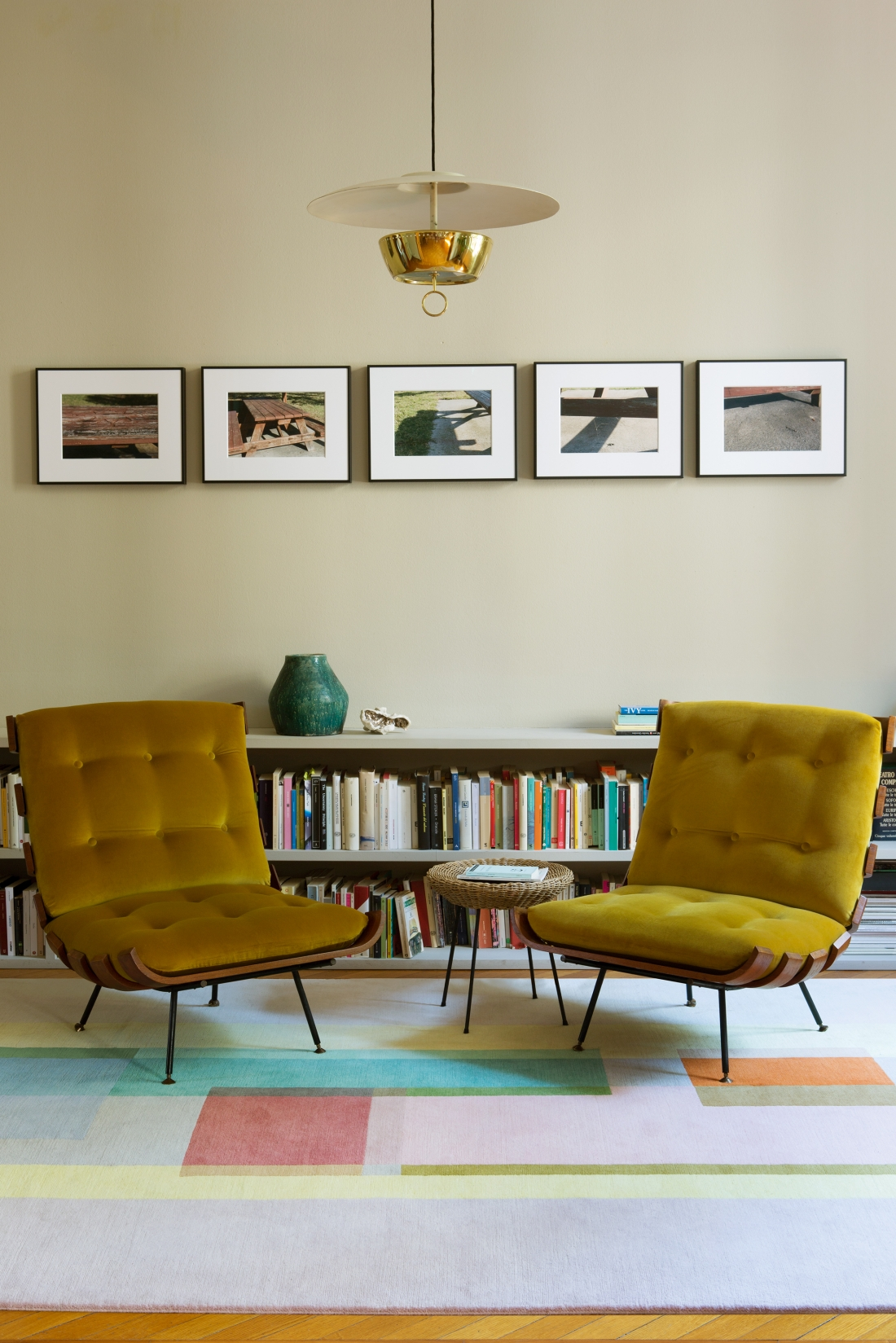 Witton by Jonathan Saunders / The Rug Company