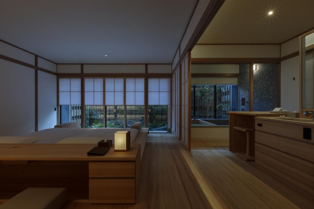 Guest suite © Tomohiro Sakashita