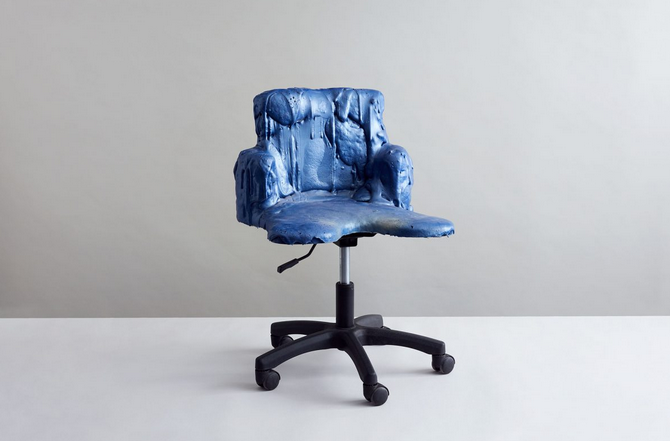 James Shaw, Swivel Party Chair, 2019