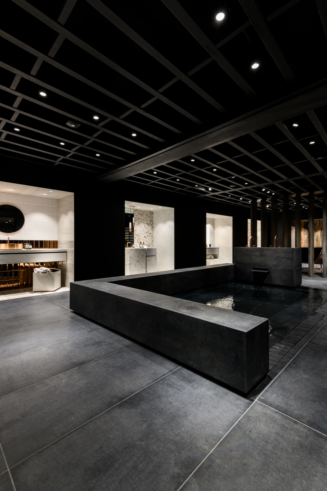 IRIS Ceramica Group Clerkenwell London Showroom
