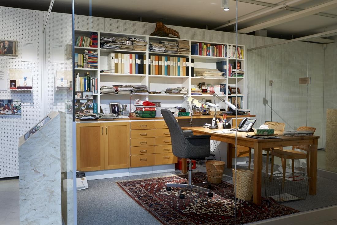 Ingvar Kamprad office. © Inter IKEA Systems B.V. 2016