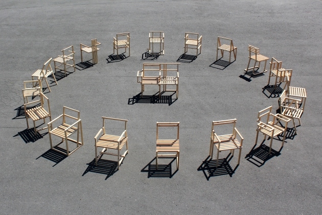 19 Chairs - Group Shot.