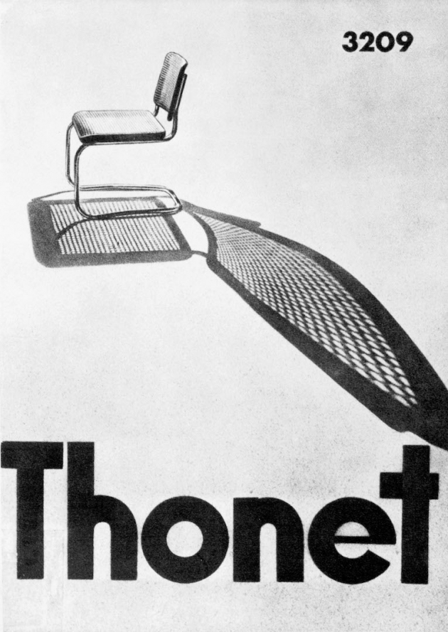 Thonet Historic Image - Thonet