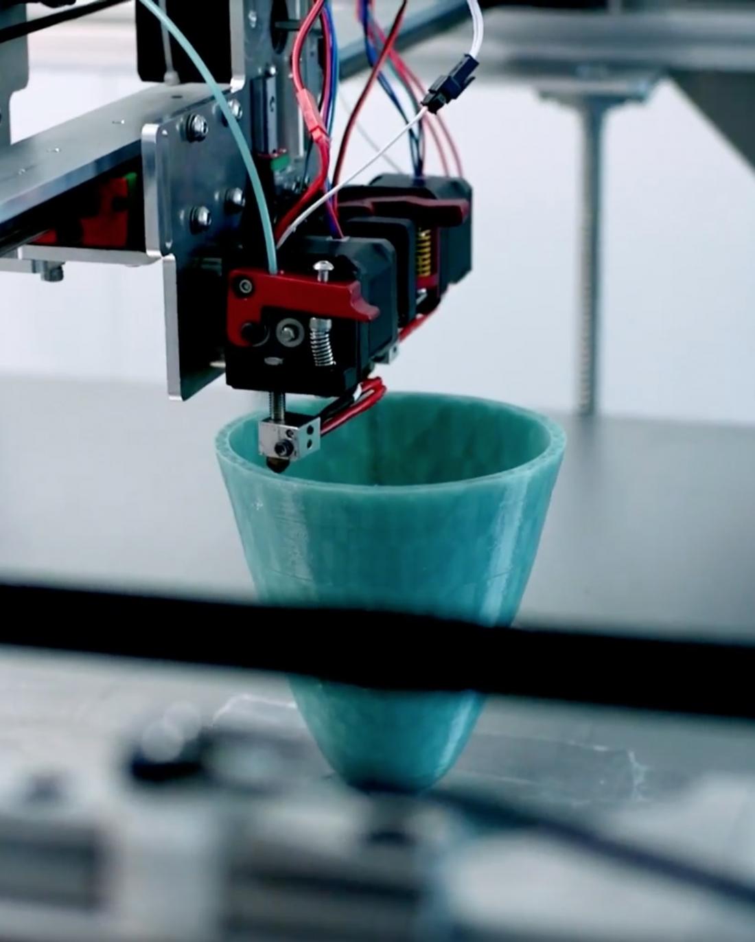 Image - Tai O Light - 3D Printing - Studio Florian Christine