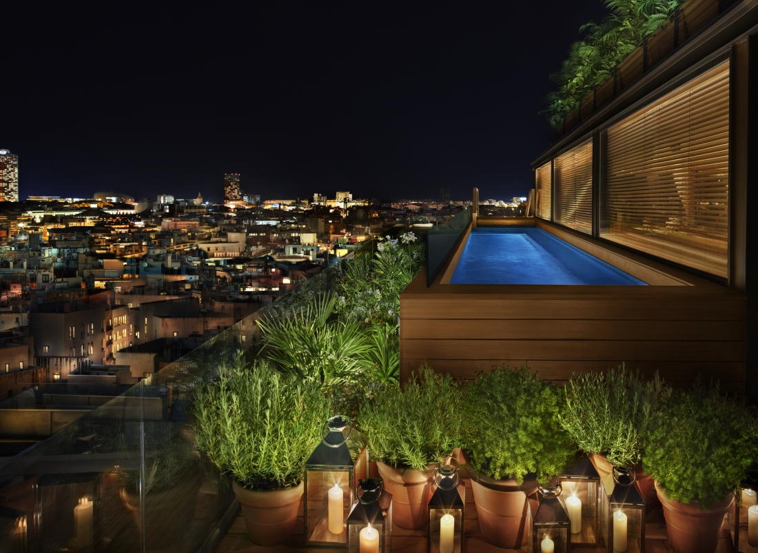 The Barcelona EDITION - The Pool