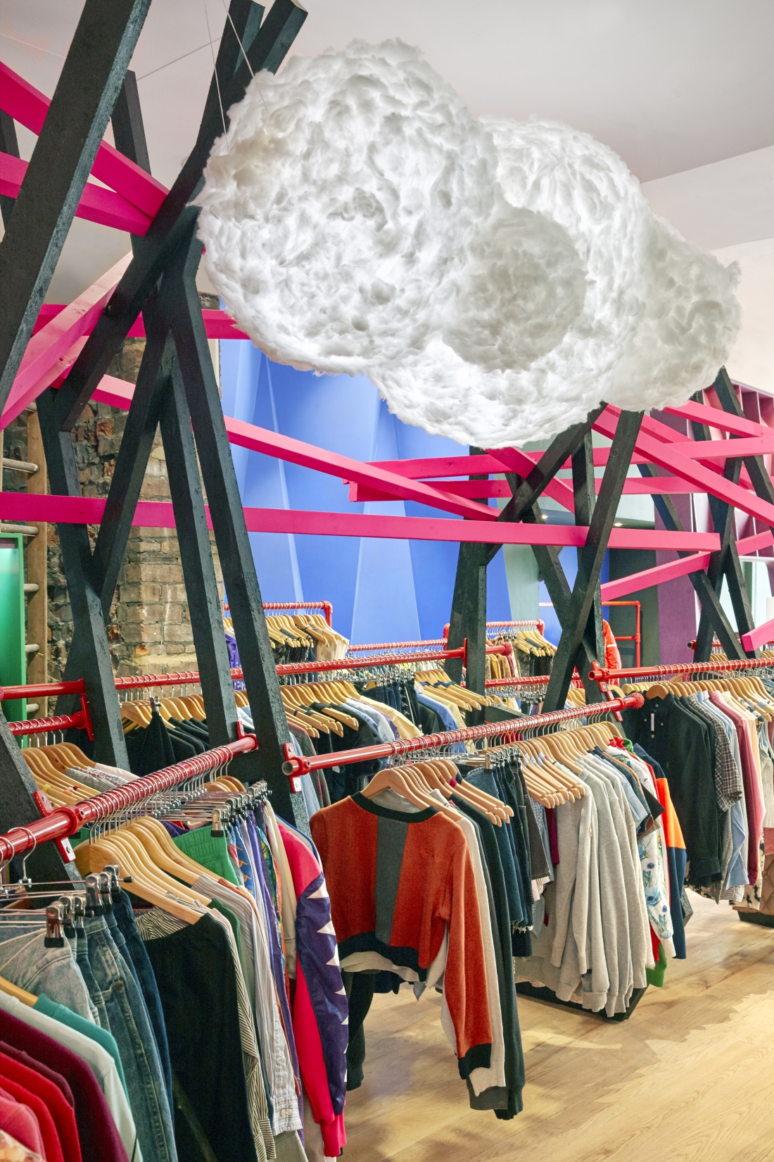 British independent vintage retail giant COW has opened its new flagship store in its hometown of Leeds.