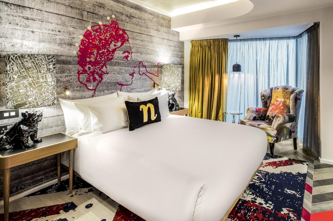 nhow London - Bedroom - Project Orange