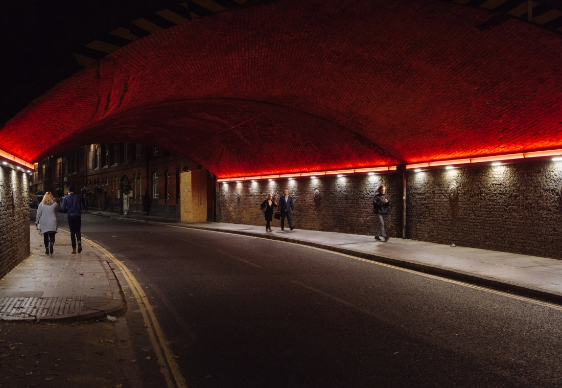 Black Prince Road by Michael Grubb Studio for Light & Surface Exterior