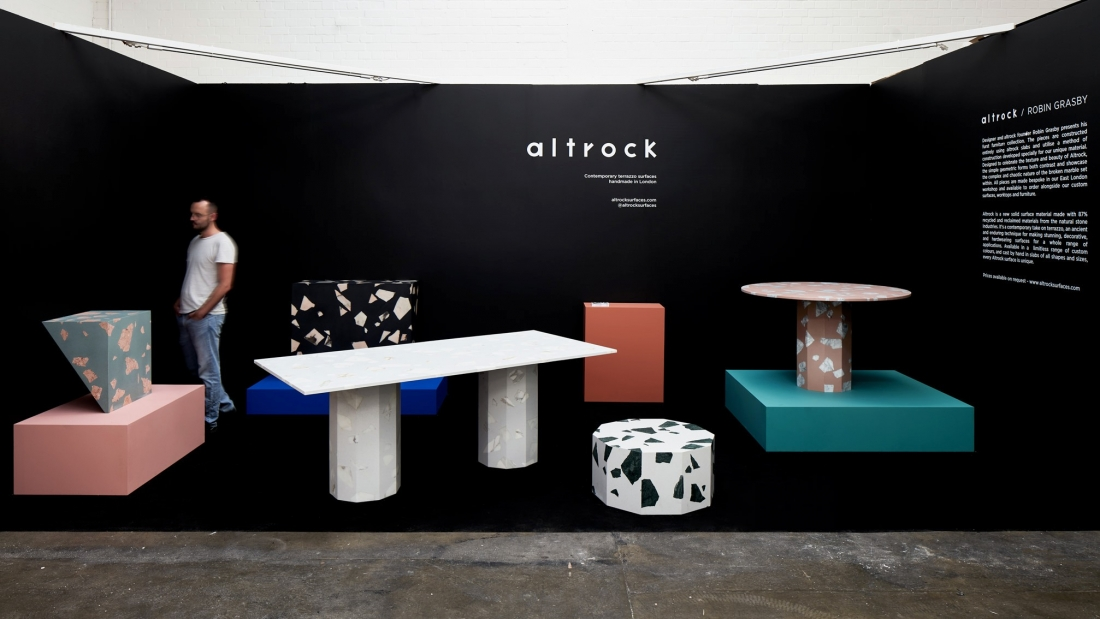 Altrock London Design Fair 2019 Photography Guy Archard