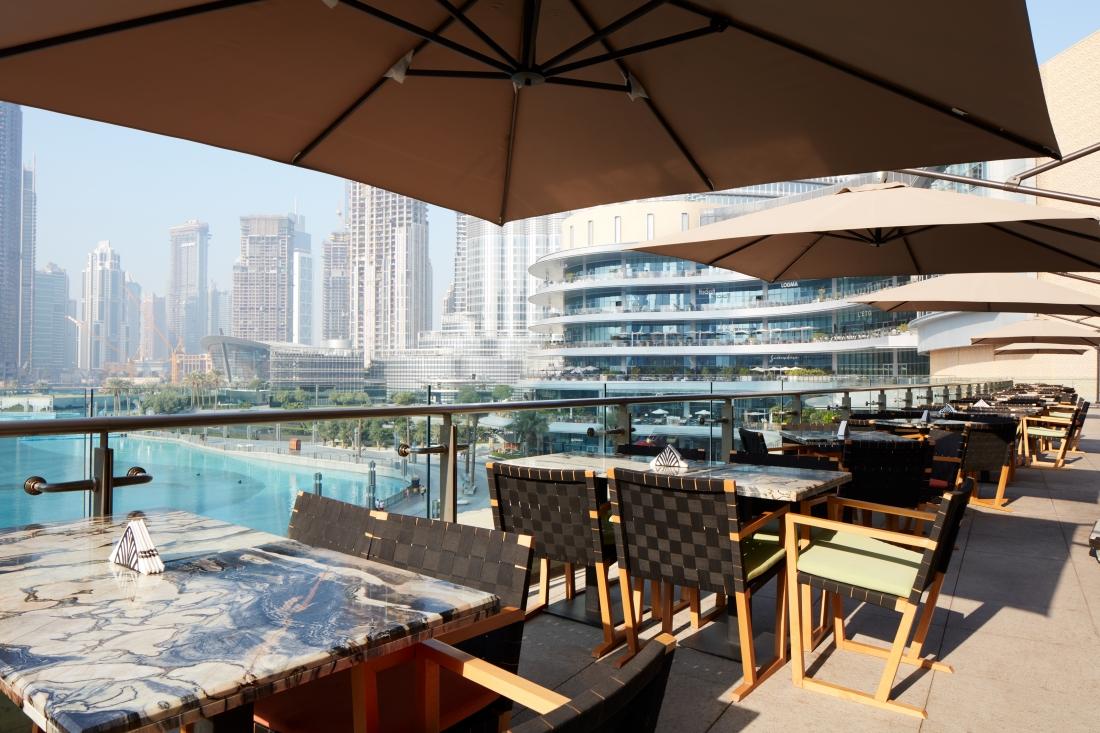 H2R Design - Third Avenue Boutique - Dubai UAE