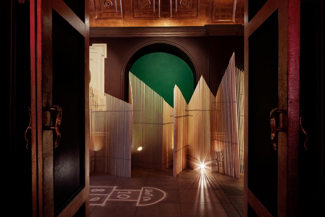 Matter of Stuff -  A Second Life - sketch - London Design Festival ©markcocksedge