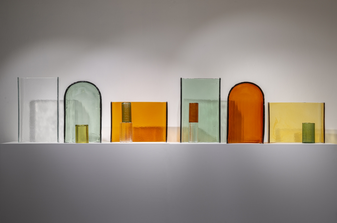 Alcova by Ronan and Erwan Bouroullec @ Fondazione Berengo Art Space (Murano) © Leonardo Duggento