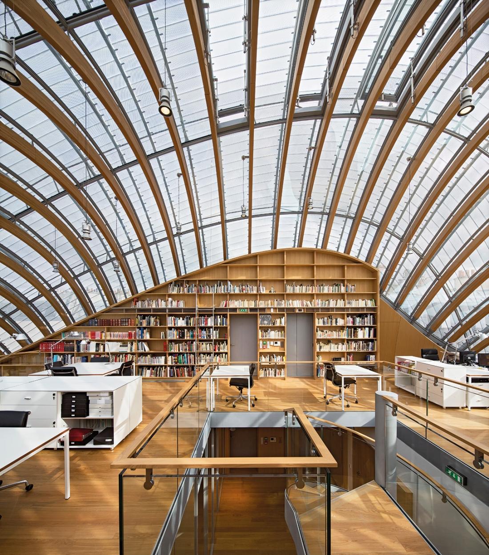 Renzo Piano Building Workshop, Jérôme Seydoux Pathé Foundation, Paris, 2014 Photo © Michel Denancé © RPBW
